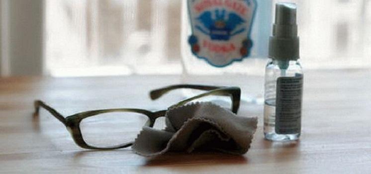 Необычное применение водки в быту: чистка люстры, удаление мыльных пятен и др.