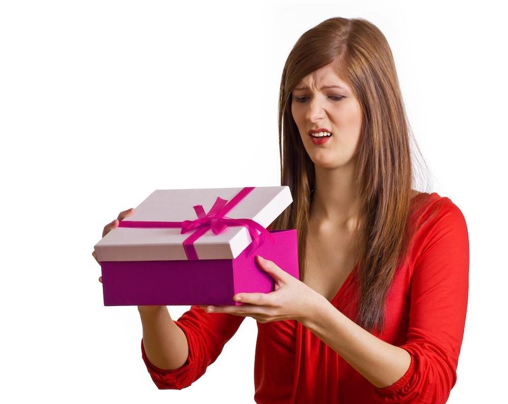 Картинки получение подарка
