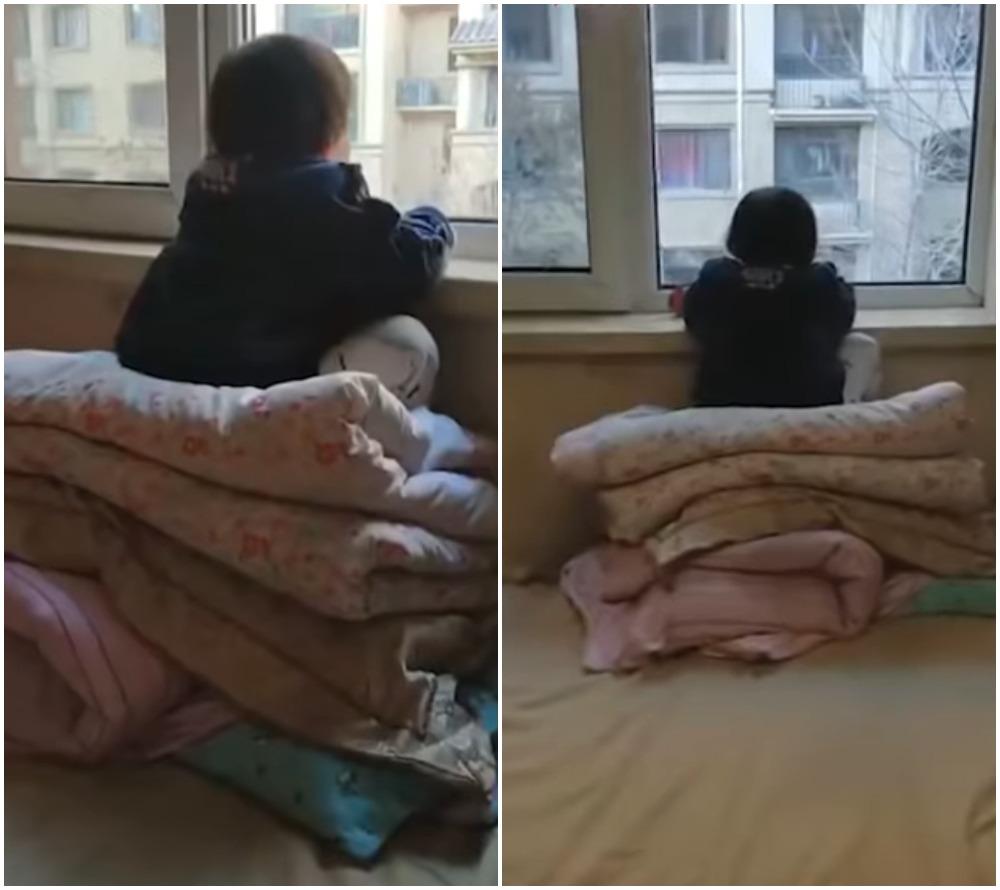 Отец разрешал дочке смотреть телевизор не больше 15 минут в день: ей на помощь пришли соседи