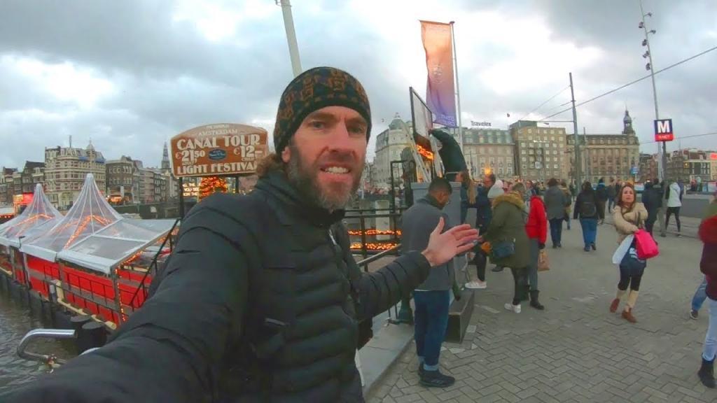Мы с парнем махнули в Амстердам, как я думала, в романтическое путешествие. Но там оказалось совсем не до романтики