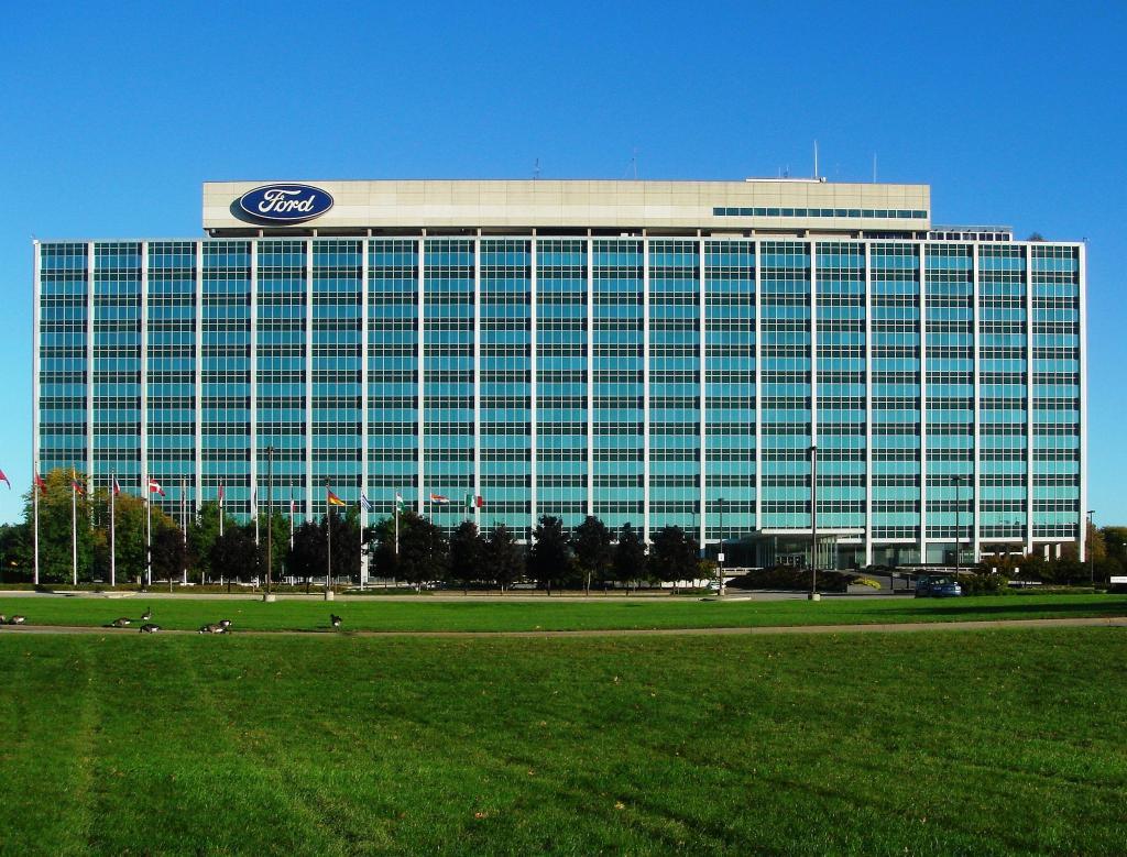 Ford производит запчасти для автомобилей из отходов кофе McDonald's
