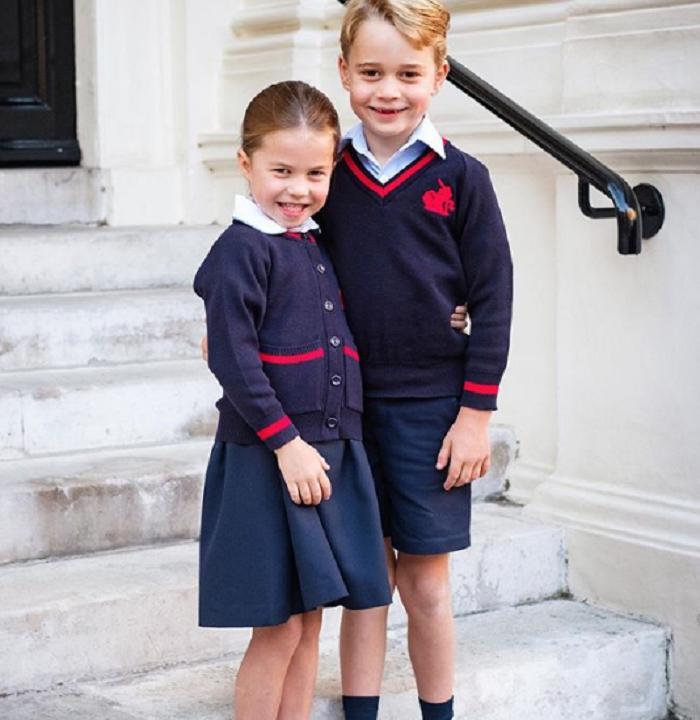 Дочь принцессы Кейт Миддлтон написала письмо Святому Николаю. Родители его прочитали и поняли, что одну мечту они не смогут исполнить