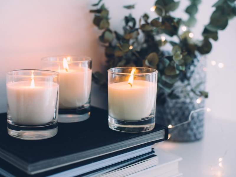 Готовимся к Рождеству: как самостоятельно сделать ароматические свечи. 4 простых шага