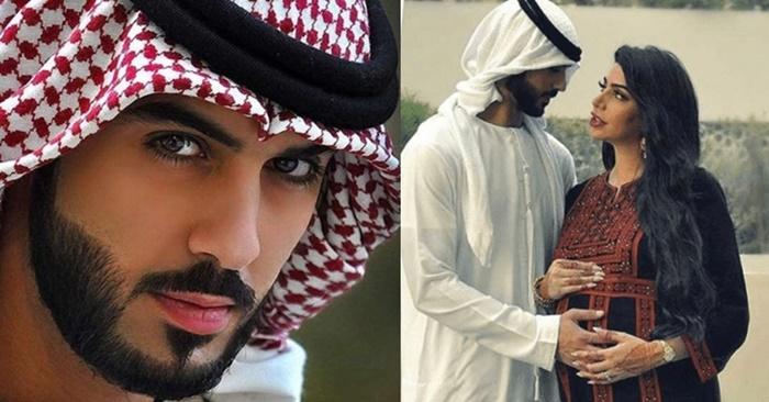 У особого отца особый ребенок: сын «самого красивого мужчины в мире» не уступает папе в красоте