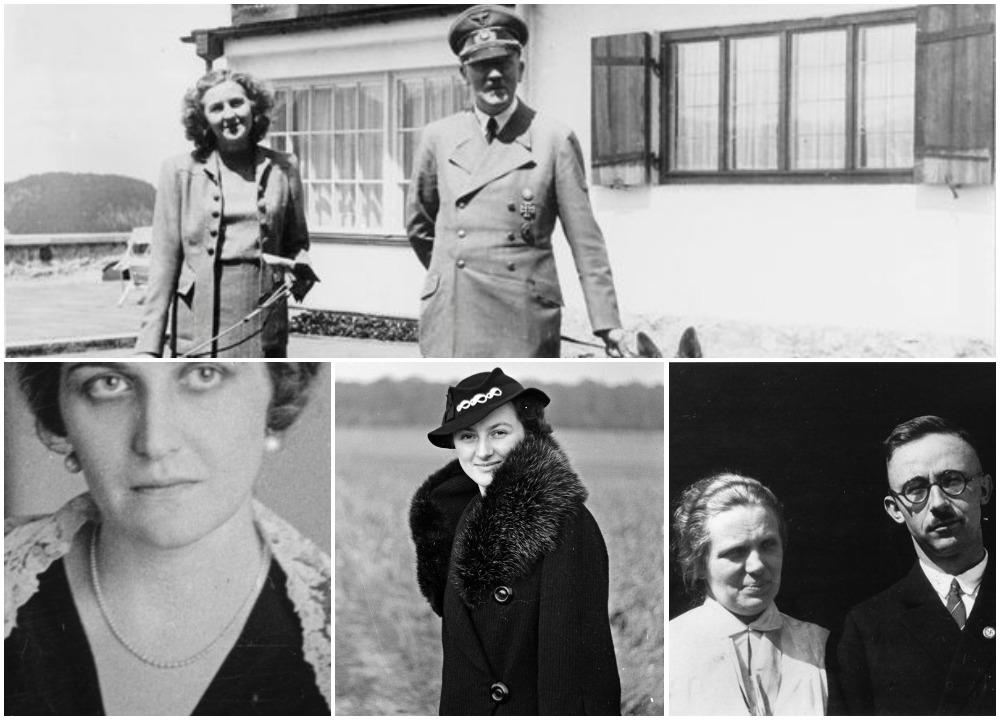 Эмми Геринг, Маргарет Гиммлер, Гертруда Шольц-Клинк: кого любил и ненавидел Адольф Гитлер