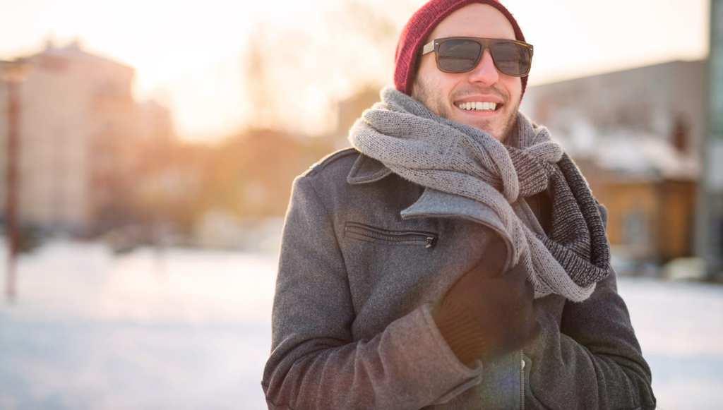 Даже зимой вы можете получить солнечный ожог. Как обезопасить свою кожу в зимнее время года