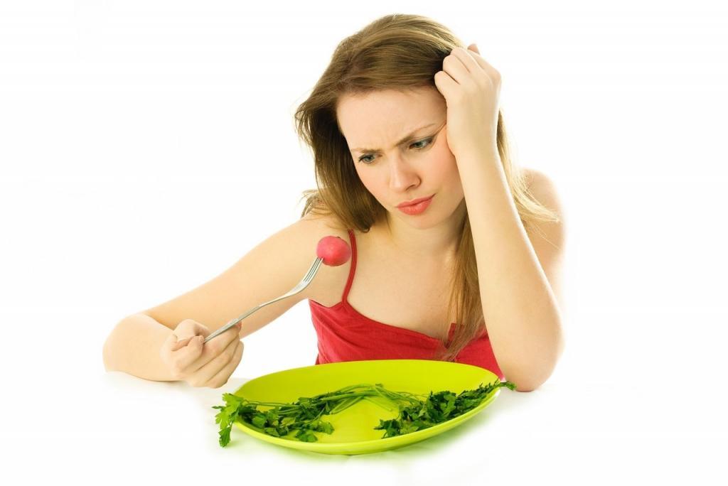 Плохой Аппетит Похудение Причины.