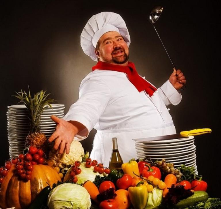 Смешные картинки лучший повар