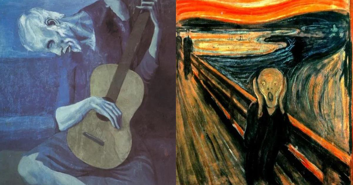 9 гениев, которые не преодолели депрессию, а превратили ее в искусство