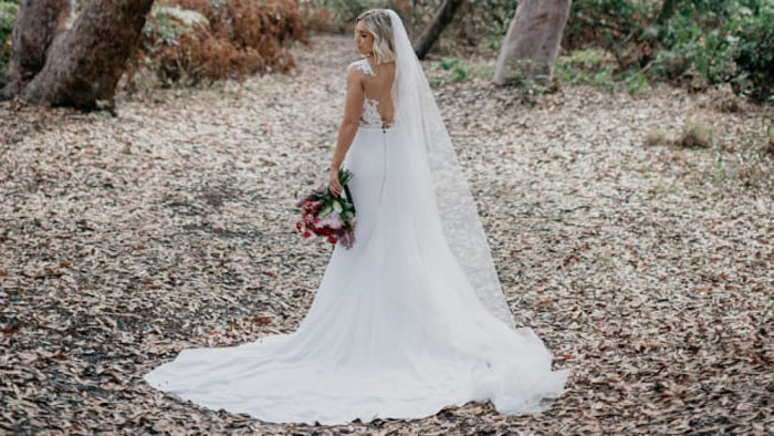 Саманта Ли – свадебный визажист: как она готовится к собственной церемонии вступления в брак