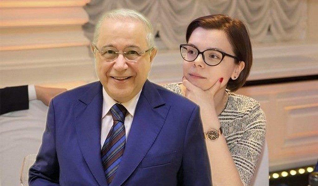 74 летний Петросян тайно женился на своей 30 летней любовнице
