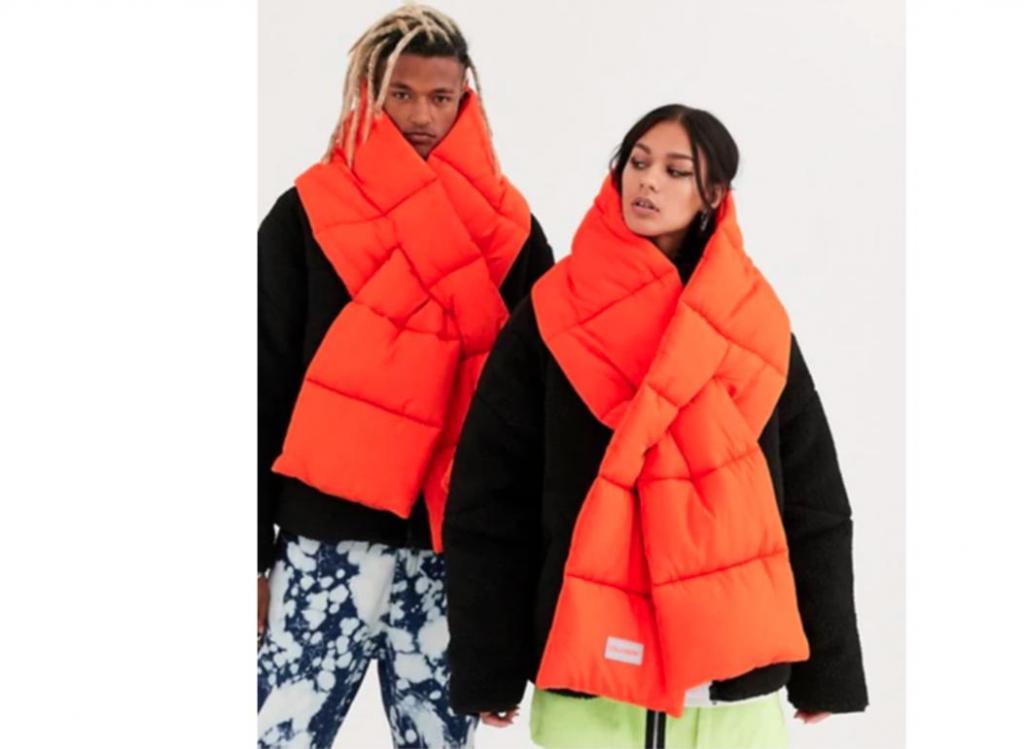 Утепляемся к зиме: 10 широких и необычных шарфов, которые в моде в этом сезоне
