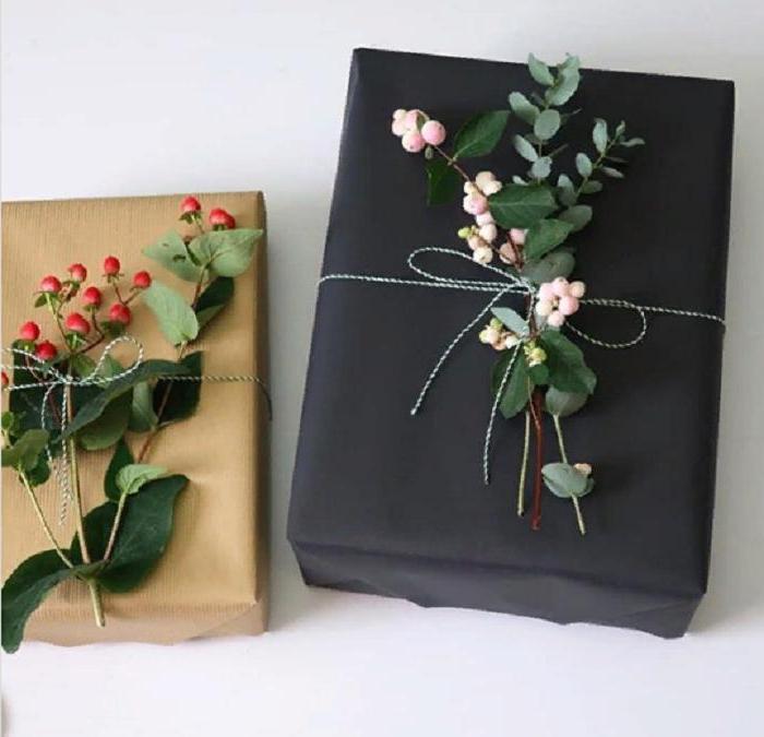 Подарочные пакеты   это скучно: 10 идей для праздничной упаковки подарков