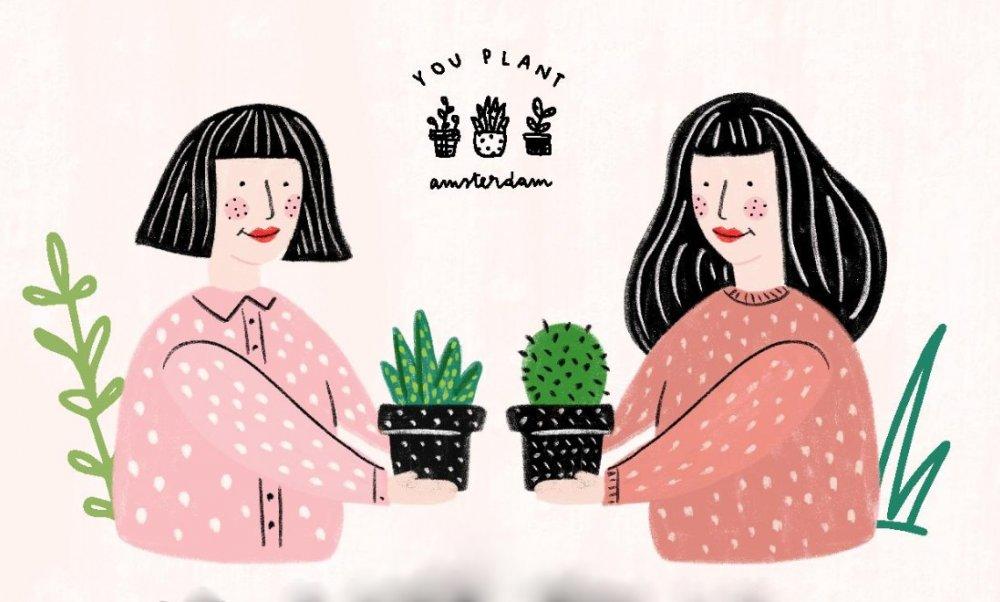 Мечта цветовода: в Амстердаме проводятся вечеринки по обмену рассадой и черенками садовых и домашних растений