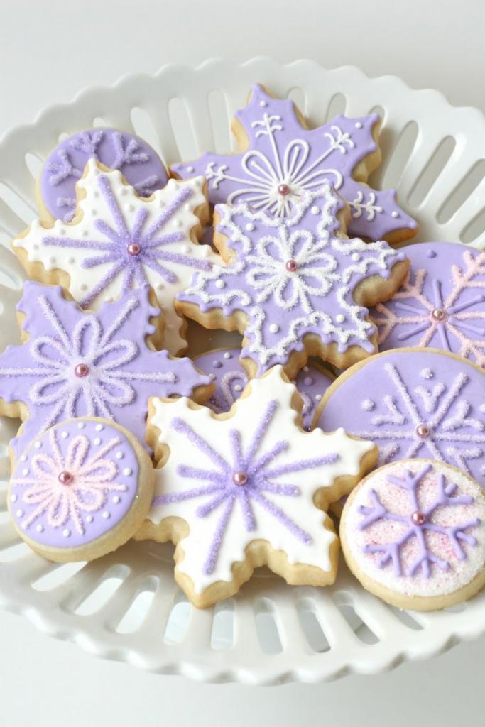 Лайфхаки по изготовлению и украшению сладкого печенья от опытного шеф-повара