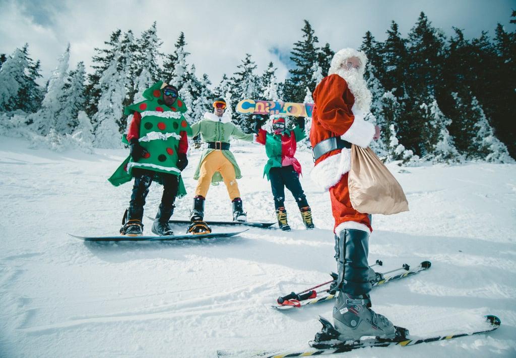 Зимняя страна чудес: 10 мест, в которых Новый год станет незабываемым праздником