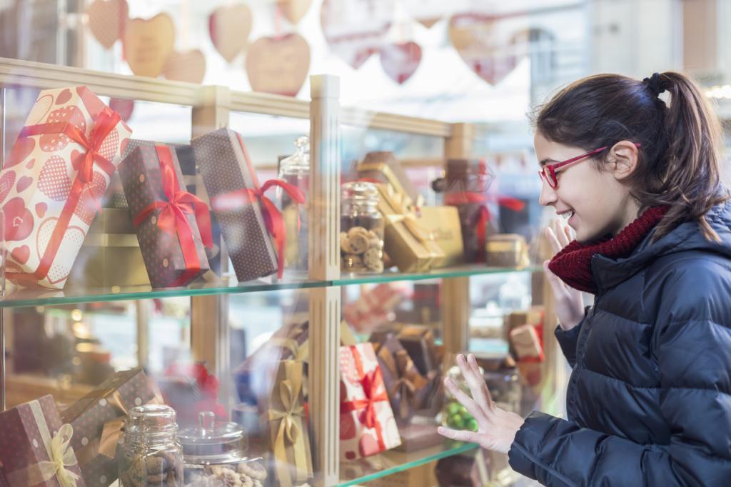 Выбрать подарок сложно. Психологи советуют прислушаться к речи человека, определить тип и тогда выбирать