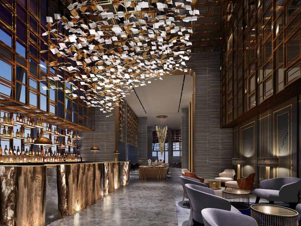 Элитные номера на вершине самого высокого здания: отель Conrad Shenyang в Шэньяне готов встречать гостей