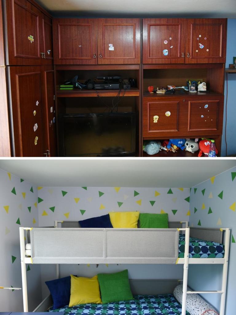 Светло и уютно: семья жила в ужасных условиях, но потом все изменилось к лучшему, когда они согласились на ремонт, предложенный в телепередаче