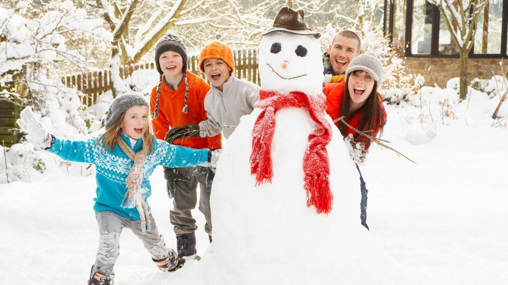 Как сохранить перчатки сухими, играя в снежки: лучший зимний лайфхак