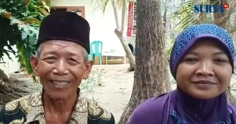 28-летняя индонезийка встретила в лесу 70-летнего старика. Узнав его поближе, она поняла, что нашла свою судьбу