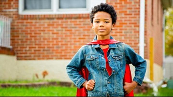 8-летний Тайлер захотел строить дома для бездомных ветеранов. Но начал с того, что сделал пожертвования