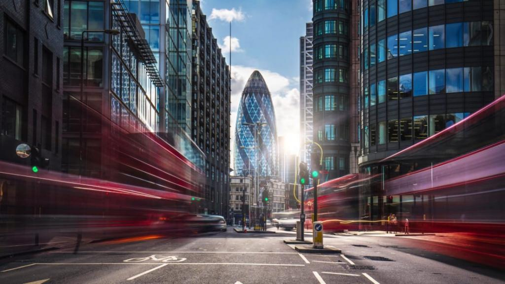 Истории об известных небоскребах мира: лондонский