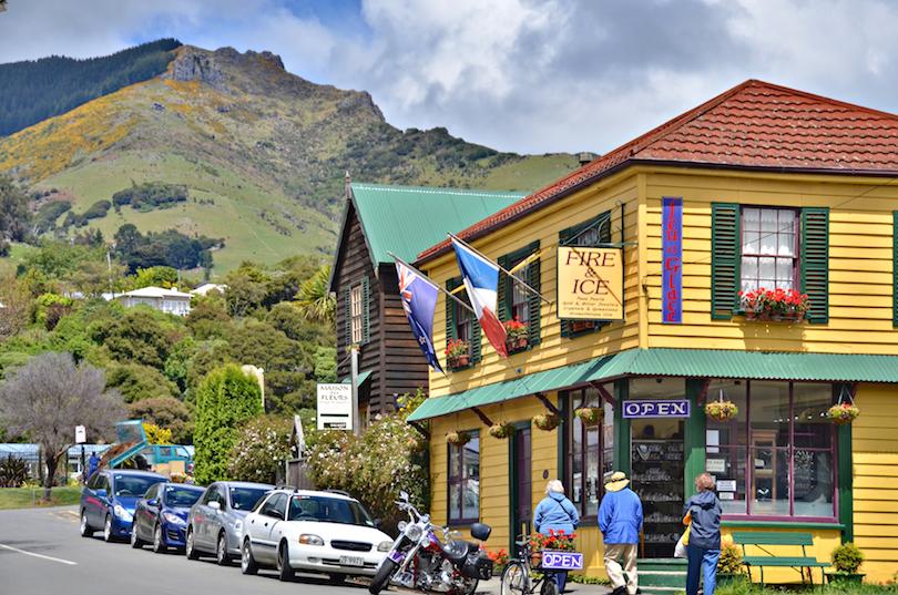 Почему туристам так полюбилась Новая Зеландия? Многие остались под впечатлением от этих маленьких, но очень уютных городов