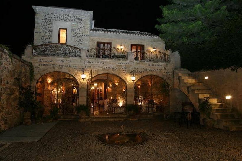 Мечта, ставшая реальностью: Meson Panza Verde - очаровательный отель в старинном стиле