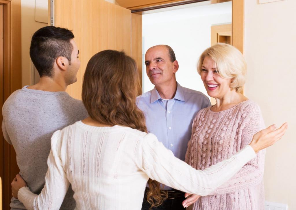 Кристина пришла знакомиться с родителями жениха и встретила там своего бывшего. Вечер перестал быть томным