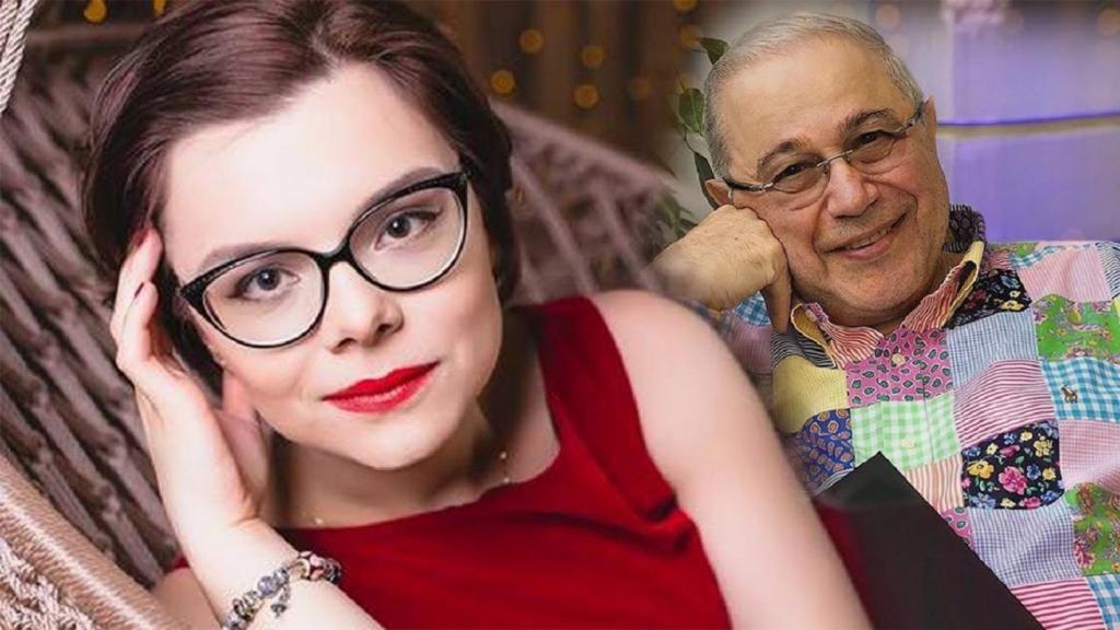 74-летний Петросян тайно женился на своей 30-летней любовнице