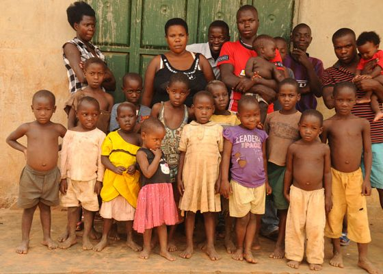 39-летняя женщина имеет 44 биологических детей, и все они от одного мужчины