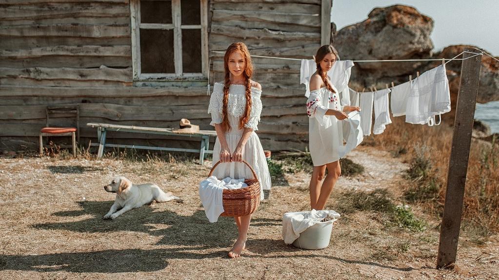 Ярослава приехала в гости к старшей сестре и сразу положила глаз на ее супруга