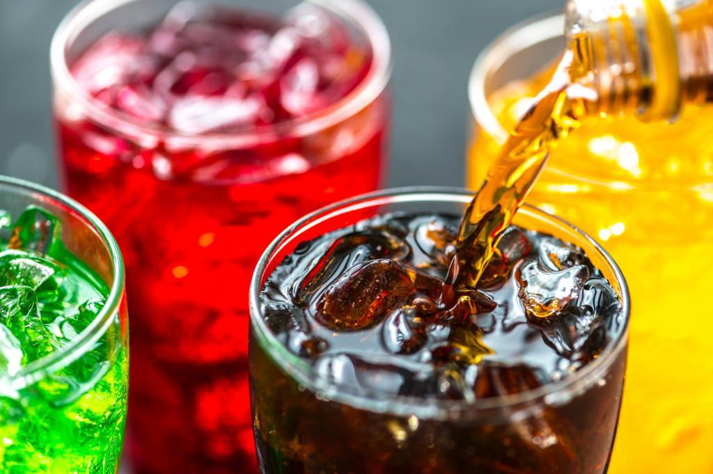 В России будут меньше добавлять сахара в газированные напитки