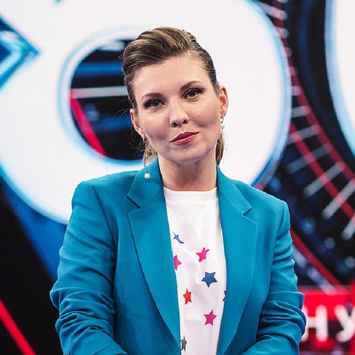 Фото ольги скабеевой телеведущей