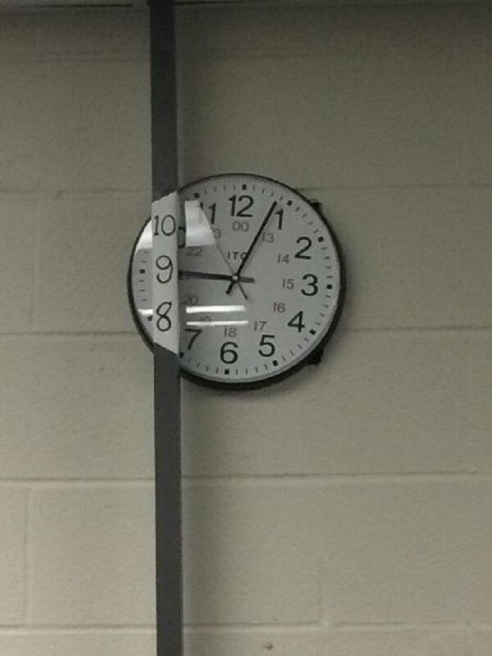 для фото прикол про часы это касается
