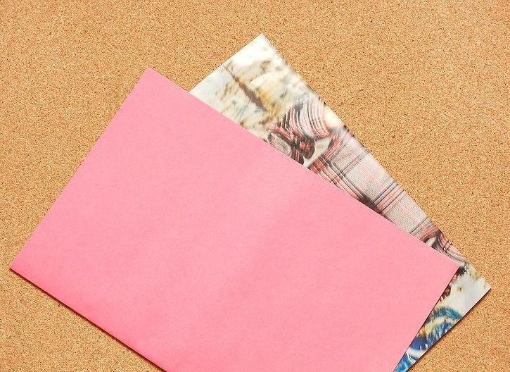 Как сделать красивую тисненую открытку с ангелом своими руками