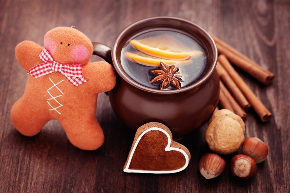 Немцы удивляют своими рецептами: они придумали безалкогольный рождественский глинтвейн для детей