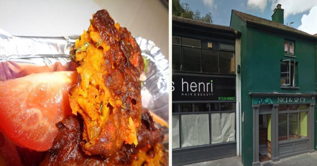 Ресторан был оштрафован на 20 000 $ после того, как посетитель нашел 3-сантиметровый металлический винт в еде на вынос