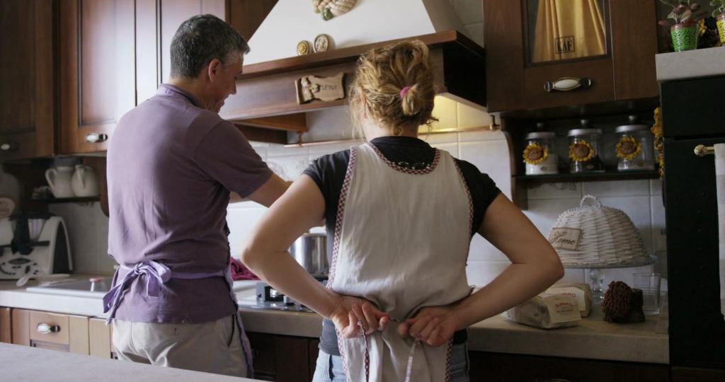 У меня на кухне только 7 специй, но с ними я создаю любые вкусы. Этому меня научили в отпуске в Италии
