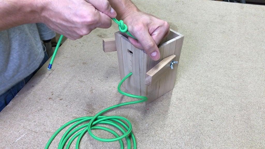 Креативный светильник из дерева своими руками: как сделать настольную лампу в виде собачки