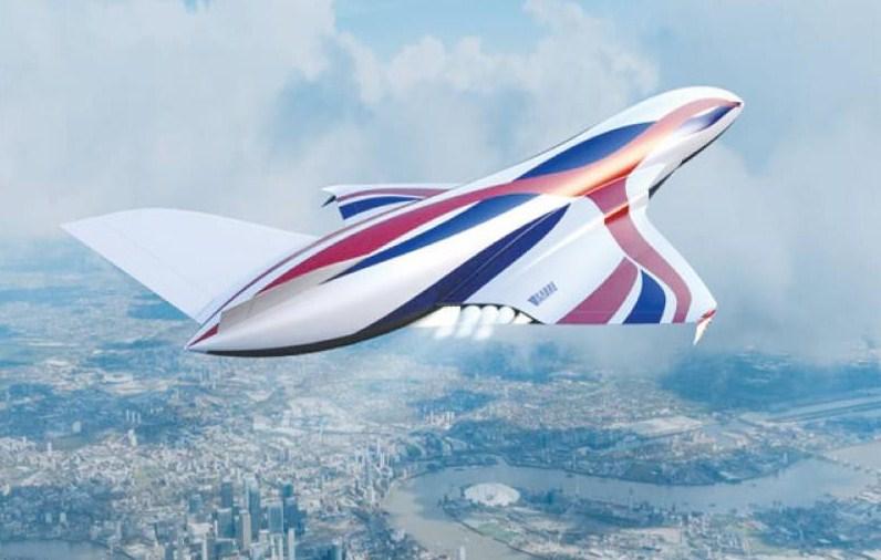 Через весь мир за 4 часа: к 2030 году хотят построить сверхзвуковой пассажирский самолет
