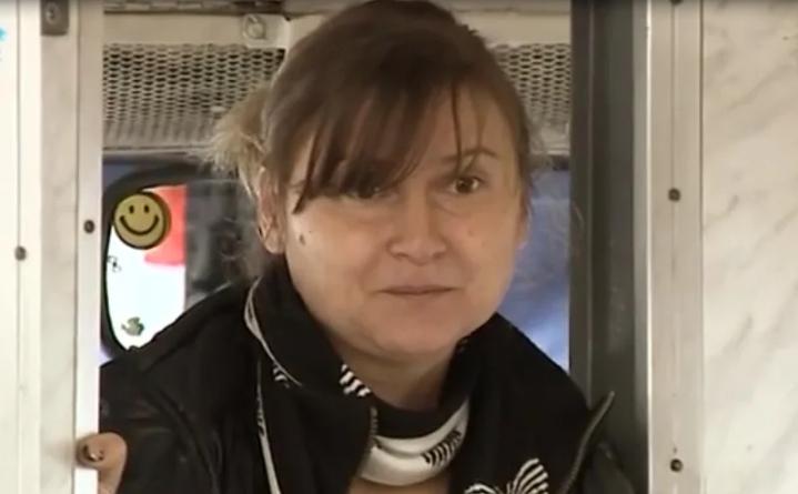 Водителя трамвая преобразили так, что на работе не узнали.