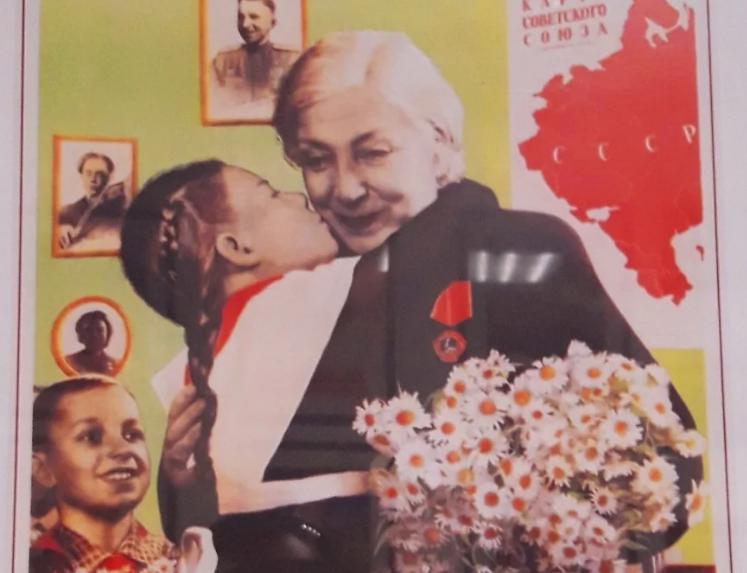 7 советских редких плакатов, которые следовало бы сейчас повесить на улицах в России