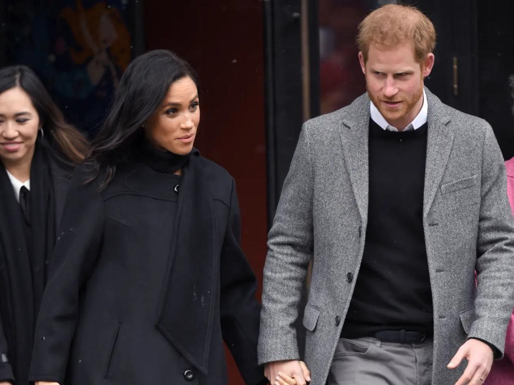 Меган Маркл и принц Гарри подали заявку на регистрацию собственной благотворительной организации Sussex Royal