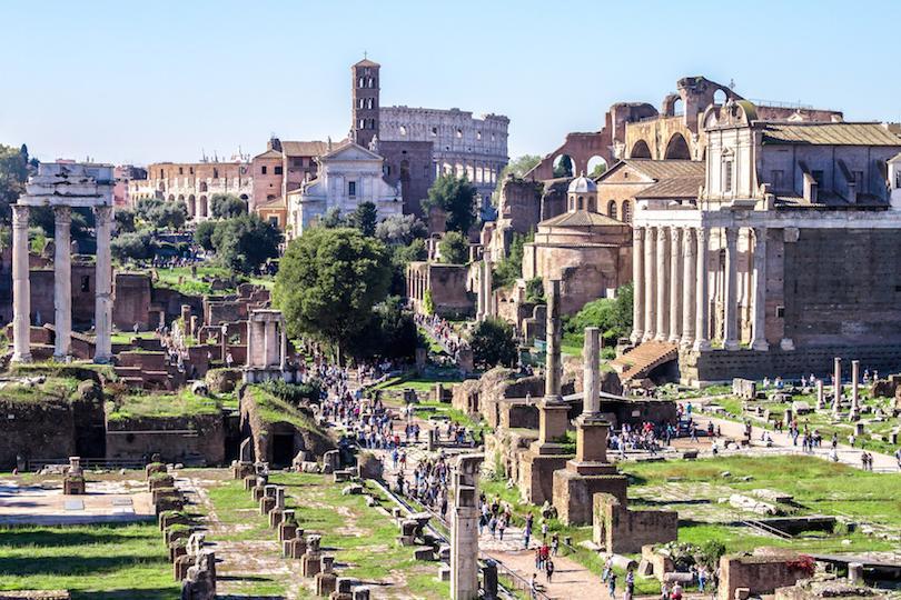 Лучшие однодневные поездки по Италии: куда отправиться на экскурсию активному туристу