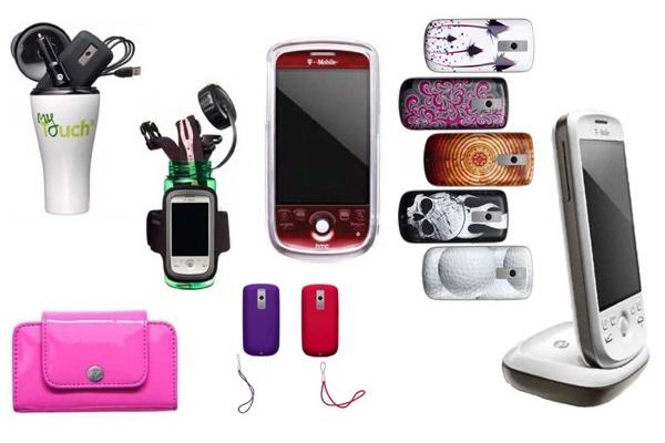 Модные аксессуары для телефонов