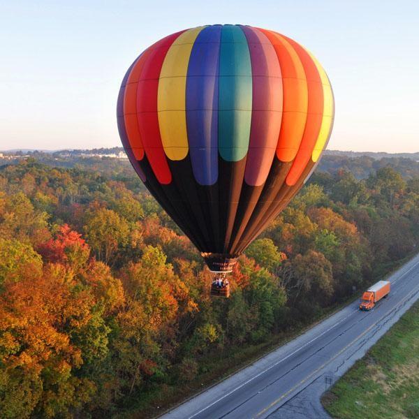 Полет на воздушном шаре — незабываемые впечатления от прогулки