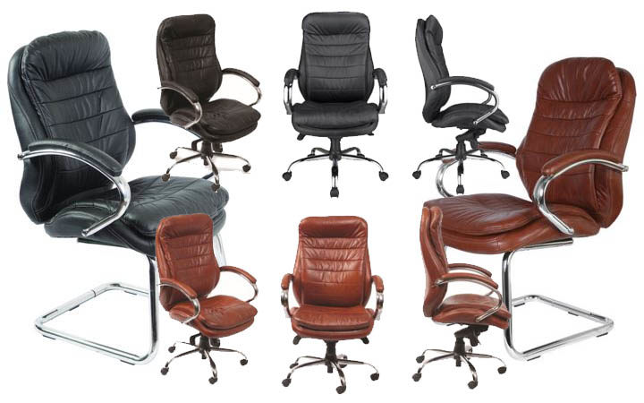 Как выбрать кресло директора?
