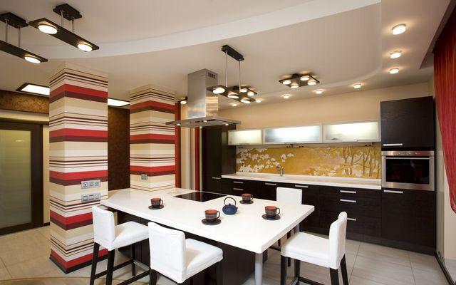 Идеальное освещение кухни: что важно знать?